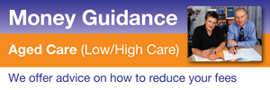 Money Guidance - we offer advice on how to reduce your fees